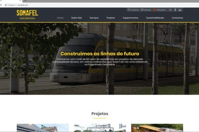 Somafel – Novo Website