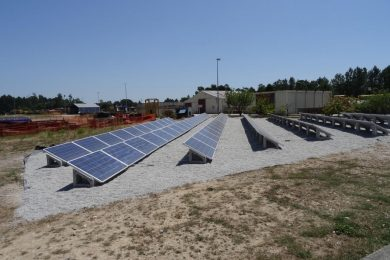 SOMAFEL installs Solar Photovoltaic System in Carregal do Sal