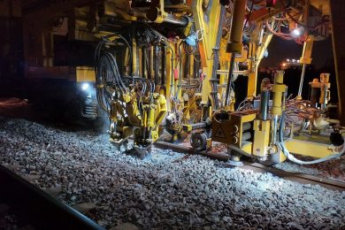 SOMAFEL – North Line – Renovation of Cracked Monoblock Sleepers