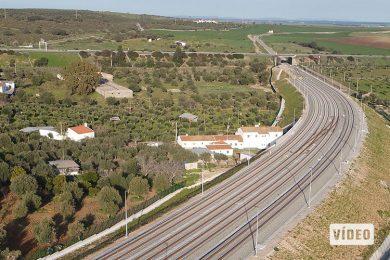 Modernização da Linha do Leste – Troço Elvas/Fonteira