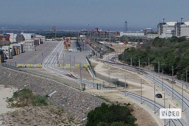 Requalificação do Ramal Ferroviário do Porto de Sines