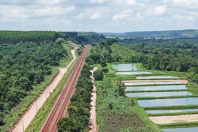 VALE, SA contrata SOMAFEL para nova intervenção na Estrada de Ferro de Carajás