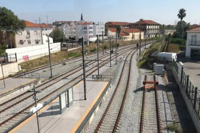 SOMAFEL and TEIXEIRA DUARTE execute the biggest new railway line work in the last 100 years in Portugal